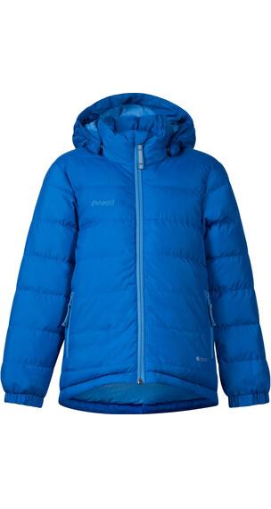"""Bergans Kids Dyna Down Jacket Athens Blue/Light Winter Sky"""